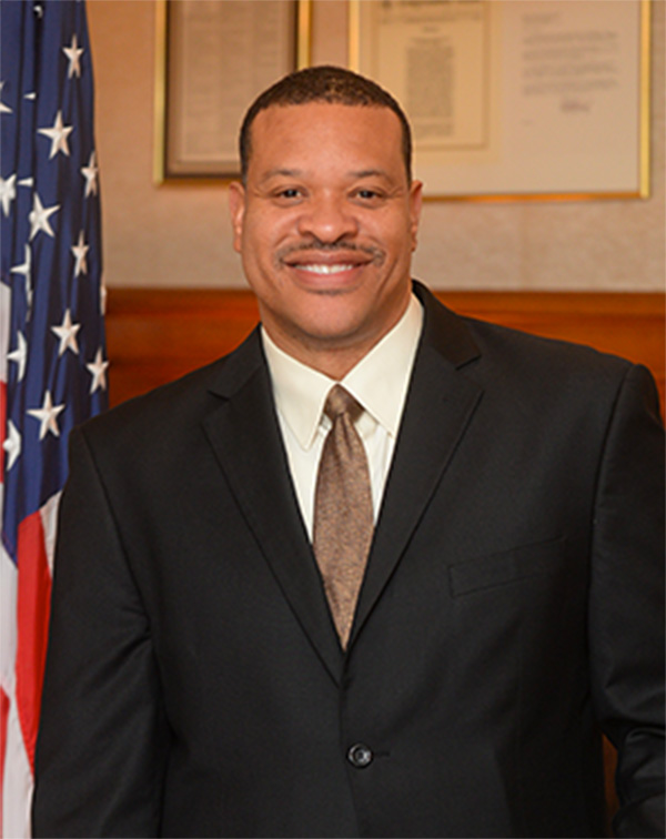 Image of Dr. Corey S. Bradford, Sr., President of Harris-Stowe State University
